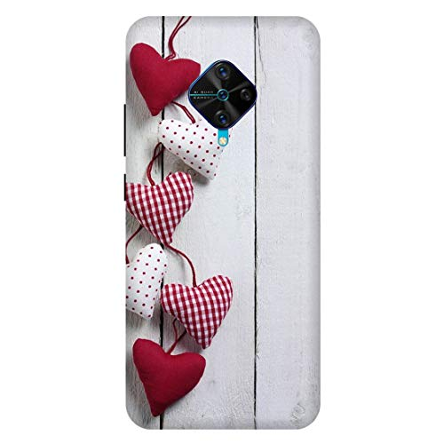 Love :: VIVO S1 PRO Multicolor Mobile Back Cover 177