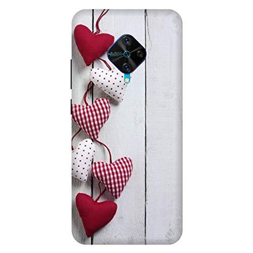 Love :: VIVO S1 PRO Multicolor Mobile Back Cover 1