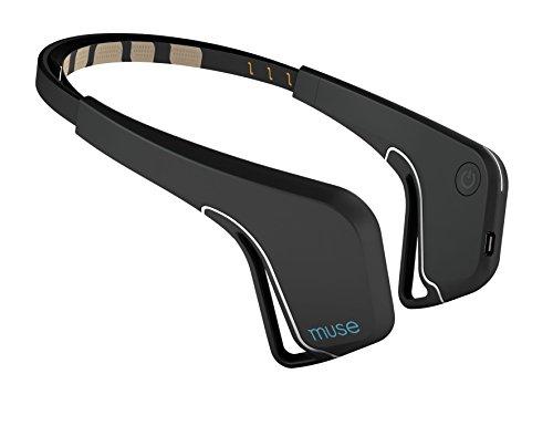 Muse: The Brain Sensing Headband, Black