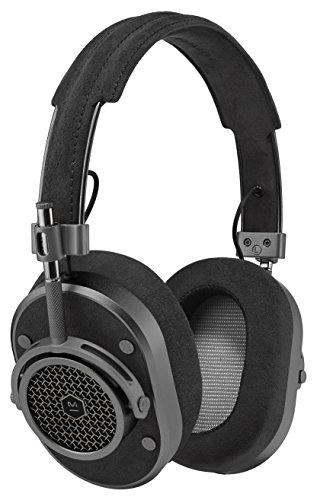 Master & Dynamic Award Winning MH40 Over-Ear, Closed Back Headphones with Superior Sound Quality and Highest Level of Design