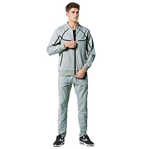 Men's Tracksuit Set 2 Piece Athletic Sports Casual Full Zip Active wear Sweatsuit 6 Fashion Online Shop gifts for her gifts for him womens full figure