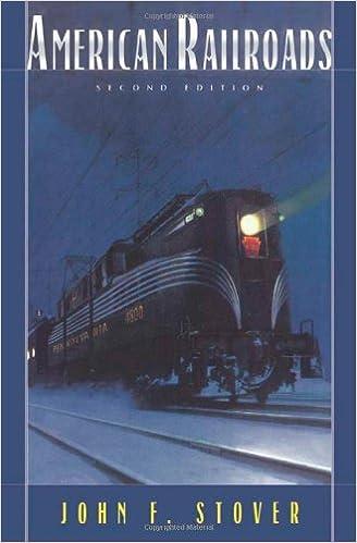 American Railroads Cover