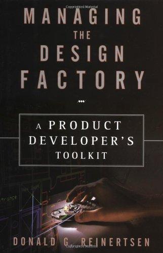 Managing the Design Factory