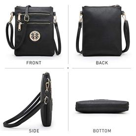 Dasein-Medium-Crossbody-Bags-for-Women-Handbag-Lightweight-Crossbody-Purses-with-Multi-Pockets