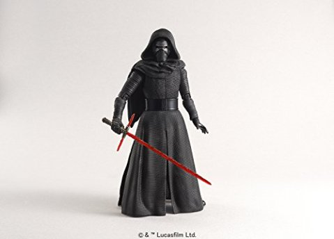 Bandai-Hobby-Star-Wars-112-Plastic-Model-Kylo-Ren-Star-Wars