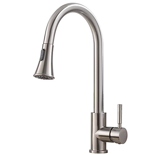 in ideas kitchen mount with faucets faucet luxury sprayer sink blog invigorate chrome handle decorating pull wall regarding within down for