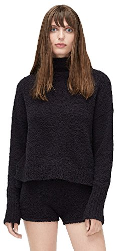 61d97uXCQXL This UGG® Australia Sage Sweater offers simple yet plush comfort you will dream about. Fluffy sweater crafted from a soft knit fabrication.