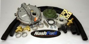 Impco Tri-Fuel Propane Natural Conversion Honda Generator Eb6500 Eb 6500 Gx389 Gx 389