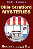 Ollie Stratford Cozy Mysteries: 5 Book Series: An Ollie Stratford Cozy Mystery
