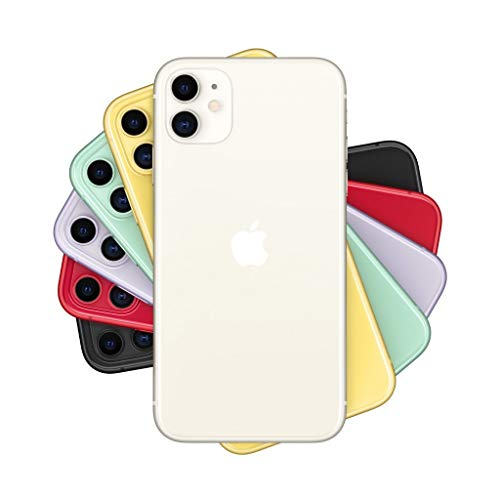 Apple iPhone 11 (128GB) - White 5