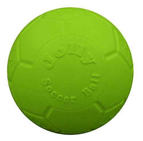 Jolly Pets 6' Soccer Ball, Green Apple, Small/Medium