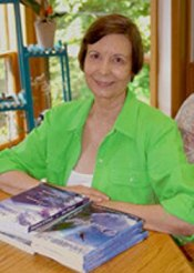 Dreams for Stones author Ann Warner