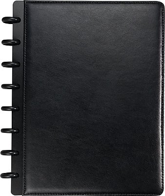 Arc Discbound Leather Notebook System – Junior