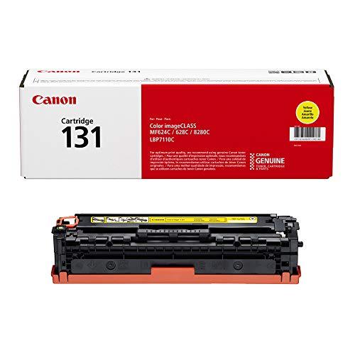 Canon Original 131 Toner Cartridge - Yellow