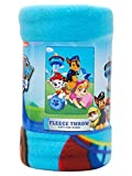 Northwest The Company Paw Patrol Throw Blanket, 46' x 60', Multicolor