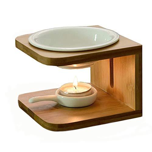 Singeek Ceramic Tea Light Holder
