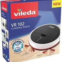 Vileda Vr 102 Robot Süpürge, Ekstra Uzun Çalışma Süresi Ve Xl Çekiş Sistemi 21