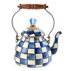 Check Tea Kettle