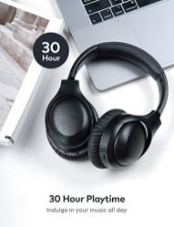 Active-Noise-Cancelling-Headphones-Bluetooth-Headphones-Wireless-Headphones-BesDio-Over-Ear-Headphones-with-Quick-Charge-Bluetooth-50-Mic-Deep-Bass-30H-Playtime-for-Travel-Work-Cellphone