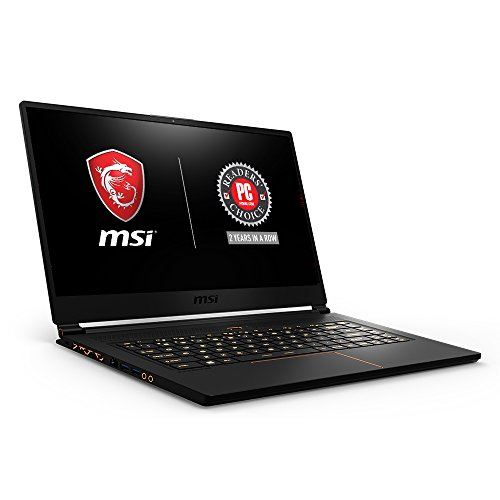 MSI GS65 Stealth THIN-054 Ultra Thin Gaming Laptop