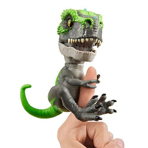 HURRY! Untamed T-Rex Fingerlings BACK IN STOCK!!!
