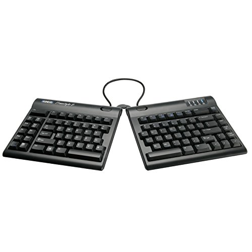Kinesis Freestyle2 Ergonomic Keyboard for PC (9' Standard Separation)