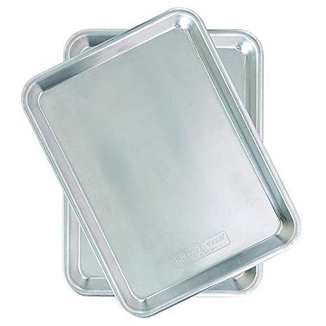Nordic Ware Quarter Sheet Pan, 2-Pack