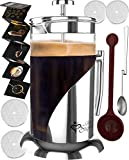French Press Coffee Maker - 34...