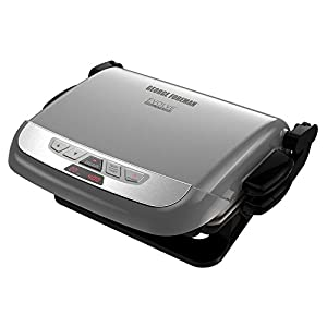 George Foreman GRP4842P 2-in-1 Evolve Grill