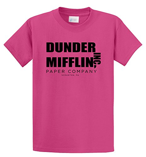 191c3fc6 Comical Shirt Men's Dunder Mifflin A Paper Company Funny TV Show Shirt  T-Shirt · Men Shirts