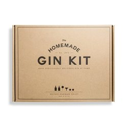 W&P Mas-Ginkit Homemade Gin Kit