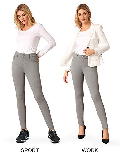 Yoga work pants skinny