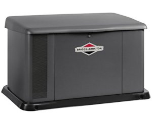 Briggs & Stratton 40394 20000-Watt Home Standby Generator System with 100 Amp Automatic Transfer Switch