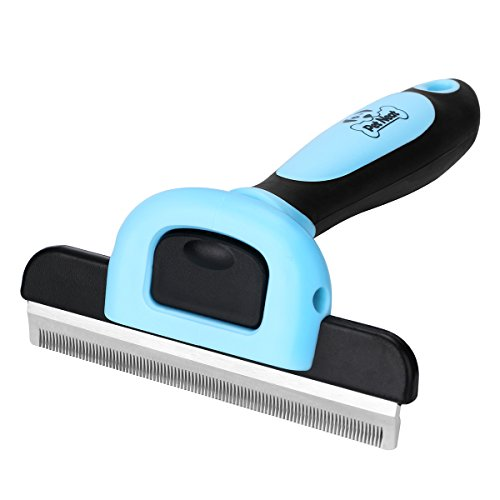Pet Grooming Brush Effectively Reduces Shedding by Up to 95% Professional...
