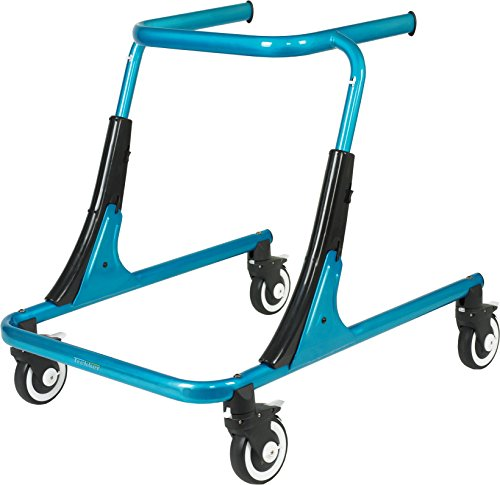 Wenzelite Trekker Gait Trainer, Youth, Blue, Model - TK 3000
