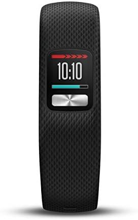 41yQM5GBraL. AC  - Garmin- Smartwatch 010-01847-00, Vivofit 4,  color Negro,  Chico/Mediano #Amazon