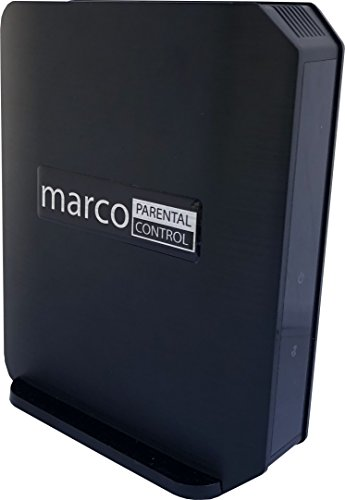 Marco - Kids Safe Internet Router, YouTube Filter, Google Filter, SafeSearch, Website Filter, Parental Controls, Parental Filters, Ad Blocking for All of Your Family