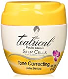 TEATRICAL Stem Cells Tone Correcting Face Cream, 8 Ounce