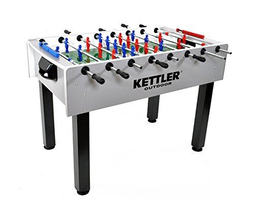 Kettler Carbon Outdoor Foosball Table