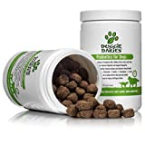 Doggie Dailies Probiotics for Dogs: 225 Soft Chews, Advanced Dog Probiotics + Prebiotics, Relieves Dog Diarrhea, Improves Digestion, Optimizes Immune System & Enhances Overall Health, Made in The USA
