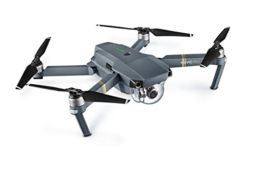 DJI Mavic Pro Portable Collapsible Mini Drone