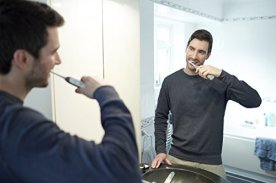 Philips-Sonicare-HX911112-Flexcare-Platinum-Electric-Rechargeable-Toothbrush-Grey