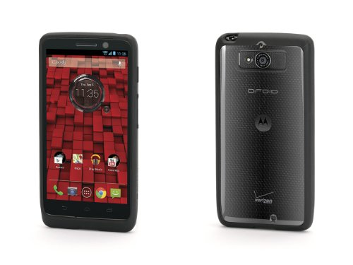 Griffin Reveal for Motorola Droid Mini - Retail Packaging - Black