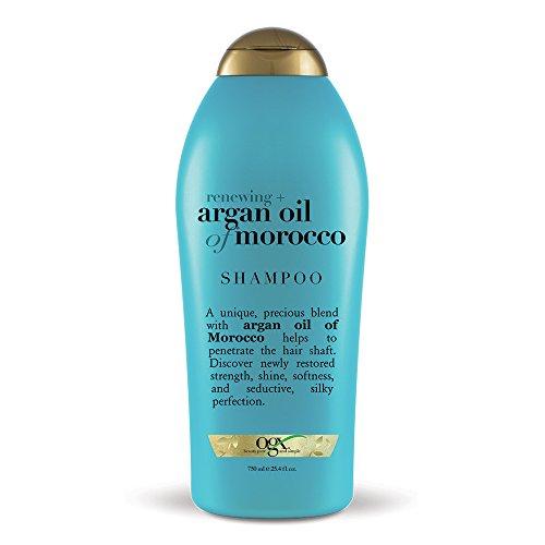 OGX Renewing Moroccan Argan Oil Shampoo, 25.4...
