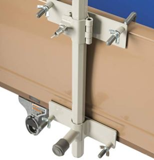 Invacare-Trapeze-Bar-with-Trapeze-Two-Piece-Design-Trapeze-Bar-and-Handle-7740A-Grey