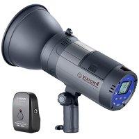 Neewer Vision 4 300W GN60 Outdoor Studio Flash Strobe Li-ion Battery Powered Cordless Monolight with 2.4G Wireless…