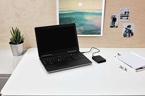 41yyWLmtvDL - WD 4TB Elements Portable External Hard Drive - USB 3.0