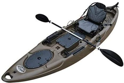 best angler pedal kayak - Brooklyn Kayak Company