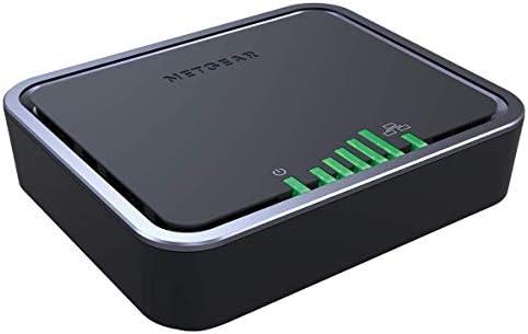 NETGEAR 4G LTE Broadband Modem – Use LTE Carrier as Your Rural Internet