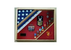 flag connections Marine Corps Gifts, USMC Shadow Box